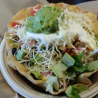 Photo taken at Qdoba Mexican Grill by Lori N. on 10/6/2013