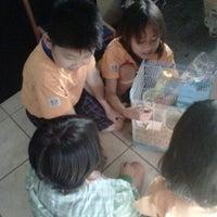 Photo taken at Rumah Belajar Semi Palar by Pungky P. on 10/30/2012