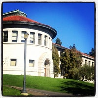 Photo taken at Mulford Hall by Deborah D. on 11/4/2012