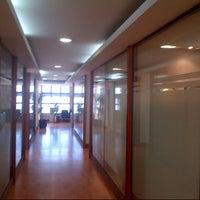 Photo taken at Facultad de Comunicaciones y Artes UDLA by Ignacio Pérez Tuesta on 2/3/2014