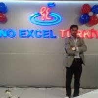 Photo taken at GANO EXCEL TÜRKİYE by Veli Ç. on 10/27/2013