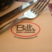 Photo taken at Bill's Bar & Burger by Nelly B. on 3/7/2013