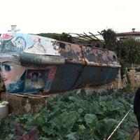 Das Foto wurde bei Tuncel Kurtiz'in Yeri von Ozlemine am 10/17/2013 aufgenommen