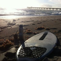 Photo taken at Dania Beach Pier by Fede on 1/17/2013