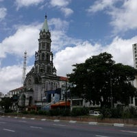 Photo taken at Rua Domingos de Morais by Pablo C. on 11/17/2012