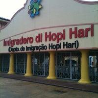 Photo taken at Hopi Hari by Amanda F. on 5/30/2013