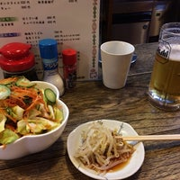 Photo taken at 昭和軒 by SIN N. on 2/24/2014
