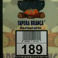 Foto tirada no(a) Tapera Branca por Alessandra S. em 1/26/2013