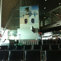 Photo taken at Concourse J by Zahara M. on 7/3/2013