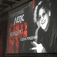 Das Foto wurde bei СК «Олимпийский» von Виктор Б. am 7/16/2018 aufgenommen