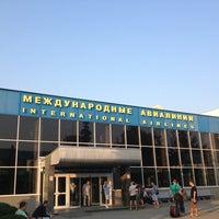 Foto diambil di Международный аэропорт Симферополь oleh Кристина Т. pada 7/13/2013