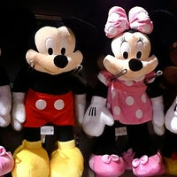 Photo taken at Disney Store by Melissa Nicole S. on 12/4/2014