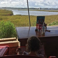 Photo taken at Crabcake Factory Bayside by Nate S. on 10/7/2017