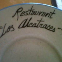 Photo taken at Los Alcatraces Restaurante by Denisse C. on 1/6/2013