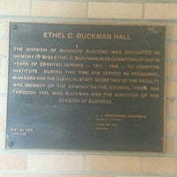 Photo taken at Buckman Hall by Michael S. on 8/24/2013