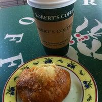 Photo taken at Robert's Coffee by Heidi L. on 6/26/2013