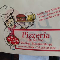 Foto scattata a Pizzeria Da Salvo da GP A. il 7/6/2013