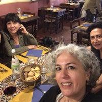 Photo taken at Osteria La Mescita by Handan K. on 4/4/2017