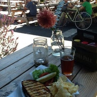 Photo taken at Amnesia Brewing by Brian G. on 8/31/2013
