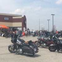 Photo taken at Lucky Harley-Davidson by James M. on 4/15/2017