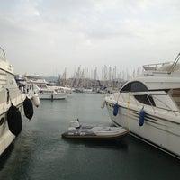 รูปภาพถ่ายที่ Setur Kuşadası Marina โดย Nilay Dilek Ö. เมื่อ 5/17/2013