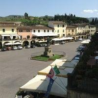 Photo taken at Albergo Del Chianti by Sela S. on 4/24/2013