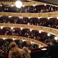 Photo taken at Det Kongelige Teater by Magnus B. on 12/16/2012