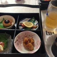 Photo taken at 食いしん坊かじや by びんさん on 8/4/2013