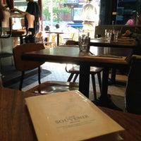 Photo taken at Café Souvenir by Jean-Michel G. on 8/18/2013