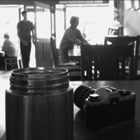 Photo taken at Bazaar Cafe by Dave Z. on 6/9/2013