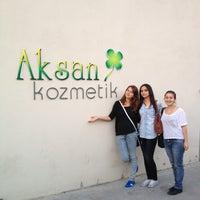 9/13/2013 tarihinde Servet G.ziyaretçi tarafından Aksan Kozmetik A.ş'de çekilen fotoğraf