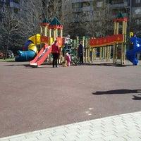 Photo taken at Турник by Kirill M. on 5/4/2013