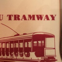 Photo taken at Au Tramway by Vinz O. on 5/7/2017