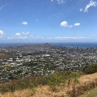 Photo taken at Puʻu Ualakaʻa State Park by たつお on 8/24/2017
