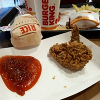 Photo taken at Burger King by Akbar M. on 3/2/2017