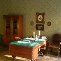 Снимок сделан в Музей Достоевского пользователем Юлия С. 2/24/2013