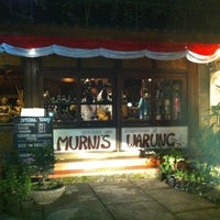 Photo taken at Murni's Warung by Ainy P. on 8/12/2013