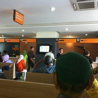 Photo taken at Bank BTPN Purnabakti Cililitan by Ainy P. on 7/19/2013