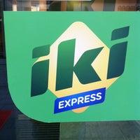 Photo taken at IKI Express by Oleg S. on 11/22/2013