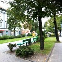 Photo taken at Vokiečių gatvė by Oleg S. on 9/13/2013
