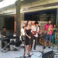 Photo taken at Πλατεία Cafe by Giannis K. on 6/21/2013