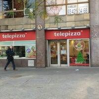 Foto tomada en Telepizza por Pablo H. el 12/19/2015