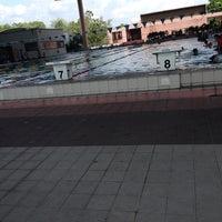 Photo taken at Kompleks Sukan Likas Swimming Pool by Jeff B. on 4/27/2014