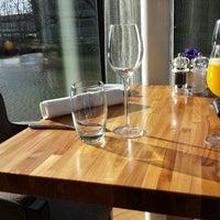 Photo taken at Kronenburg Restaurant by MattRob on 2/5/2014