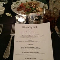Photo taken at River City Grill by John S. on 12/18/2015
