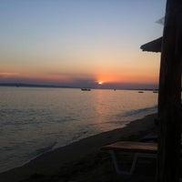 Photo taken at Baracuda Beach Bar by Boris Y. on 9/2/2014