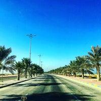 Photo taken at الخط السريع الملك فهد by Rshny 5. on 11/14/2016