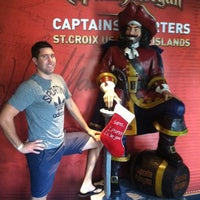 Photo taken at Diageo Captain Morgan Distillery by Marci F. on 1/3/2014