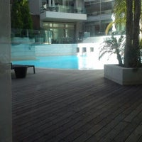 Photo taken at Galaxy Hotel by Mar Μ. on 2/3/2013