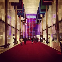 Foto tirada no(a) The John F. Kennedy Center for the Performing Arts por John N. em 12/22/2012